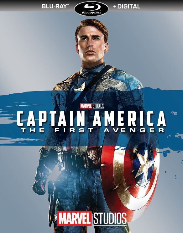 Captain America  The First Avenger  Includes Digital Copy   Blu ray     Captain America  The First Avenger  Includes Digital Copy   Blu ray