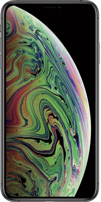 Apple iPhone XS Max 64GB Space Gray MT592LL/A - Best Buy