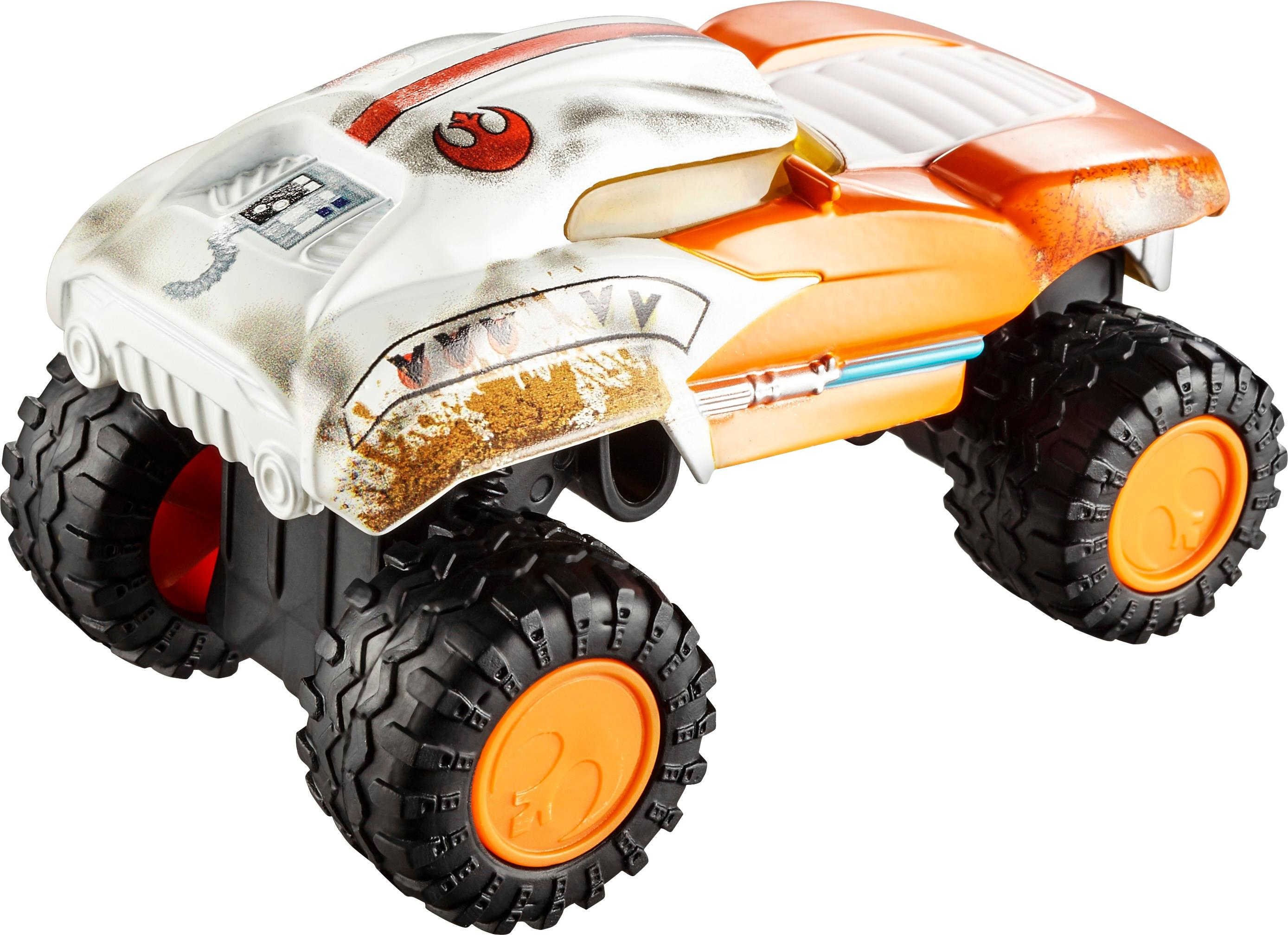 Mattel Hot Wheels Star Wars All Terrain Character Cars Vehicle Multi     Mattel   Hot Wheels     Star Wars       All Terrain Character Cars       Vehicle