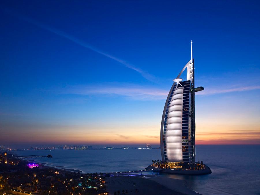 Burj Al Arab Jumeirah in Dubai - Room Deals, Photos & Reviews