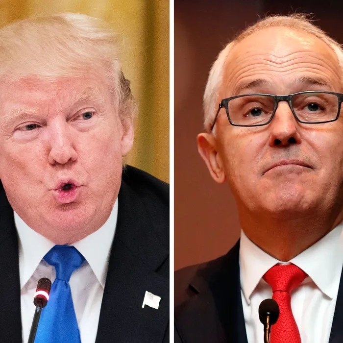 Australia s PM Slowly Realizes Trump Is a Complete Idiot Australia s Prime Minister Slowly Realizes Trump Is a Complete Idiot