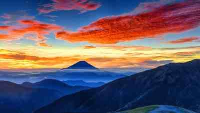 Mount Fuji Hizuoka Japan UHD 8K Wallpaper | Pixelz