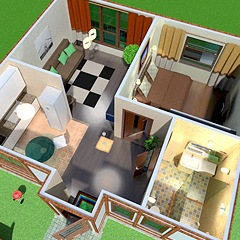 Home Design Software & Interior Design Tool ONLINE for home & floor plans in 2D & 3D - Planner 5D