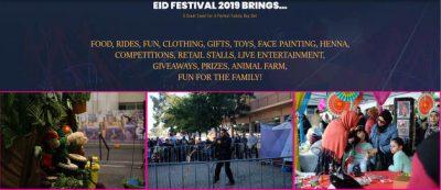 Adelaide Multicultural Eid Festival | Wayville | 15 & 16 ...