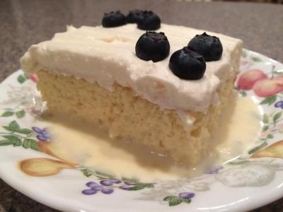 Tres Leches: Traditional Milk Cake
