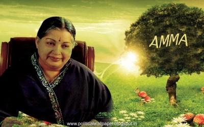 Jayalalitha-Amma   Politicalwallpaper