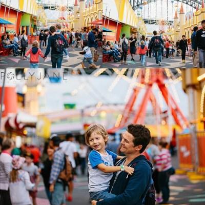 Sydney Family Photography Luna Park - Natural Sutherland ...