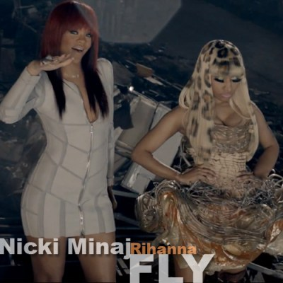 Video Premiere: Nicki Minaj – Fly (Feat. Rihanna) | Pop On And On