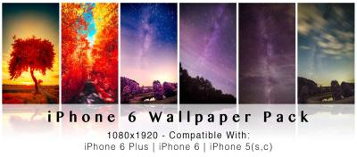 iPhone 6 (Plus) Wallpaper Pack by myINQI on DeviantArt