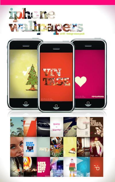 iPhone Wallpaper - Set 2 by angelaacevedo on DeviantArt