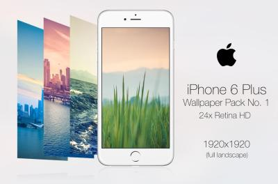 Retina HD Wallpaper Pack No. 1 - iPhone 6/S Plus by pddeluxe on DeviantArt