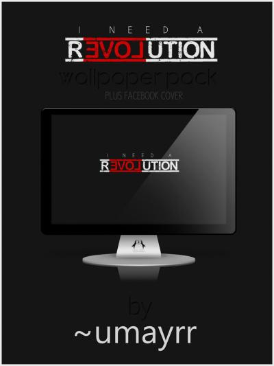 I need a Resolution - Wallpaper Pack + FB Cover by umayrr on DeviantArt