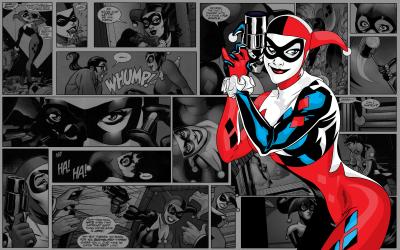 Super-Villain Sunday: Harley Quinn   precinct1313
