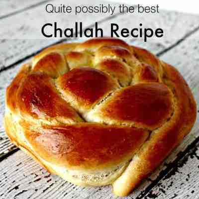 The Best Challah Recipe - Princess Pinky Girl