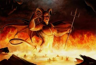 The Unholy Bible: Yahweh as Satan   Prison Planets