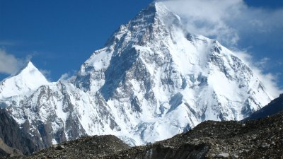 Climbing: Is K2 the new Everest?