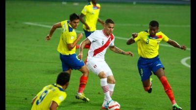 Perú vs. Ecuador: FIFA confirmó hora del partido por Eliminatorias 2018 | LaRepublica.pe