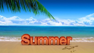 Cool Summer Wallpaper - Project 4 Gallery