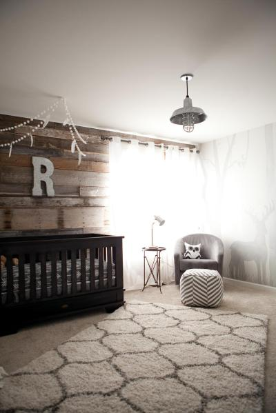 Ryder's Modern Rustic Outdoor Inspired Nursery - Project Nursery