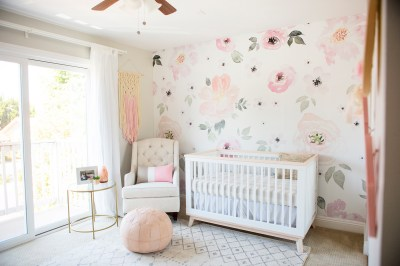 In the Nursery with Fantastically Fit (again!) - Project Nursery