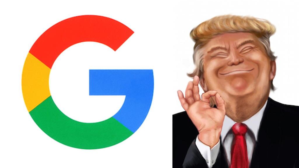 Google Put A Face To The Word Idiot    Q Costa Rica U S  President Donald Trump s face is the first Google image search result  for    idiot     So is the second  And the third  I counted seven on my search