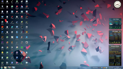 What does your desktop or laptop wallpaper look like? - Quora