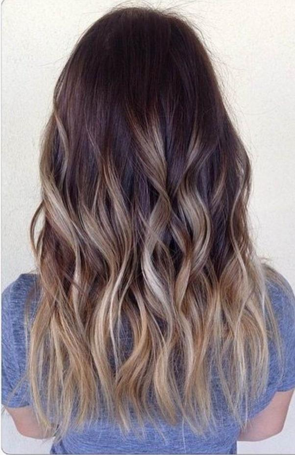 What do you know about  Ombre hair     Quora A good ombr     is expensive  but it doesn t need to be touched up every few  weeks