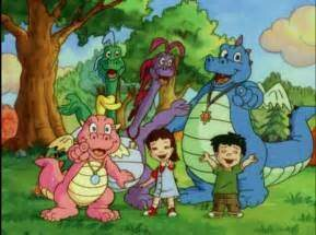 What are some old Cartoon Network shows    Quora dragon tales i still remember the theme song of it