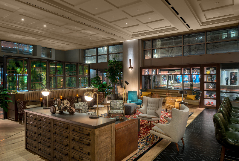 Portland's Newest Lifestyle Hotel: The Duniway | Luxury ...