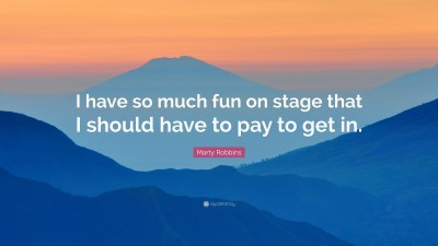 Marty Robbins Quotes (6 wallpapers) - Quotefancy