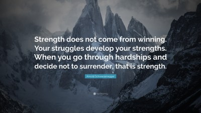 Quotes About Strength (23 wallpapers) - Quotefancy