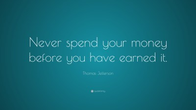 Quotes About Money (42 wallpapers) - Quotefancy