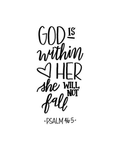 Best Positive Quotes : God is Within Her... - Quotes Boxes   You number one source for daily ...
