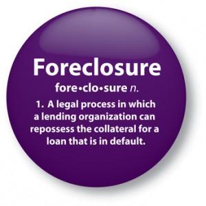 Definition of Foreclosure | Real Estates EZ Investing