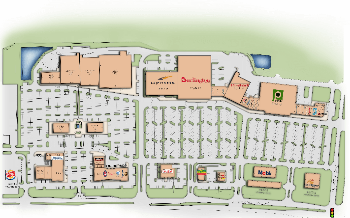 shoppes at st lucie west map