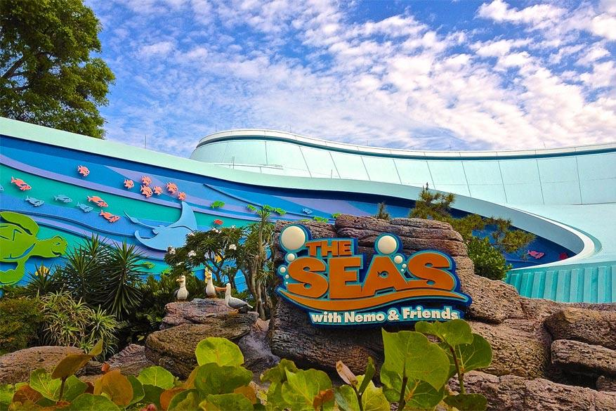 Orlando: The Seas in Epcot