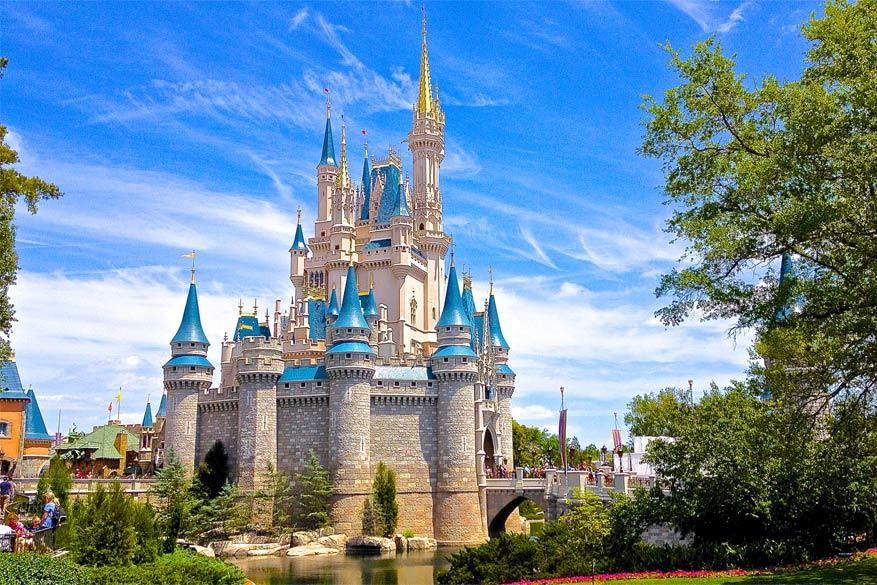 Orlando: het Kasteel in Magic Kingdom
