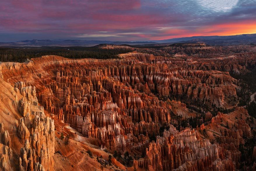 Bryce Canyon National Park. © Alex Mironyuk