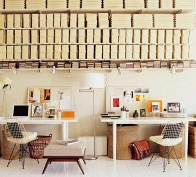26 Home Office Design And Layout Ideas | RemoveandReplace.com