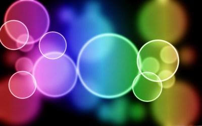 Colorful Bubbles Mac Wallpaper Download   Free Mac Wallpapers Download
