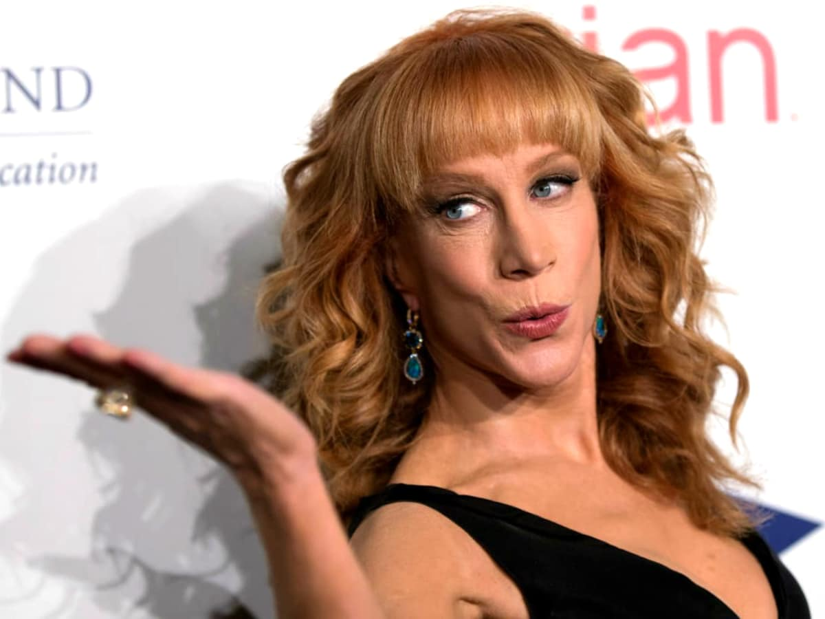 Kathy Griffin brings her controversial head for comedy to Houston     Kathy Griffin