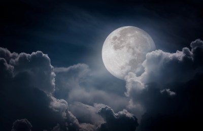Full moon skiing - After a dinner in the revolving restaurant Allalin, the guided full moon ...