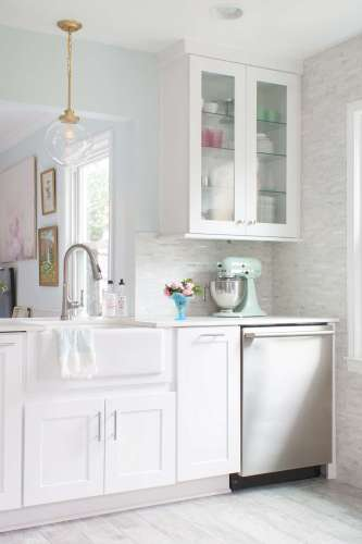 our new kitchen reveal with the home depot home depot kitchen remodel vintage kitchen remodel