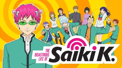 THE DISASTROUS LIFE OF SAIKI K. Season 2: Shiggy Jr. And Psychic Lover Provide New Op And ED