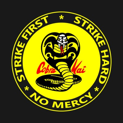 No Mercy Cobra Kai - Cobra Kai - T-Shirt | TeePublic