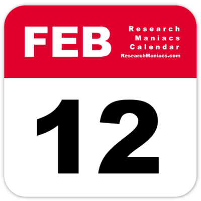 Information about February 12