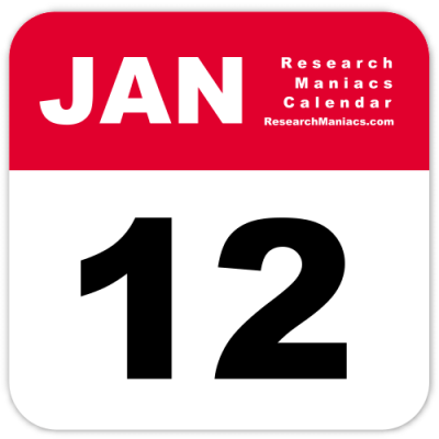 Information about January 12