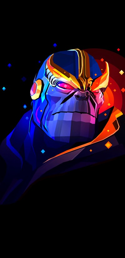 Thanos facets Wallpaper by Justin Maller : wallpapers