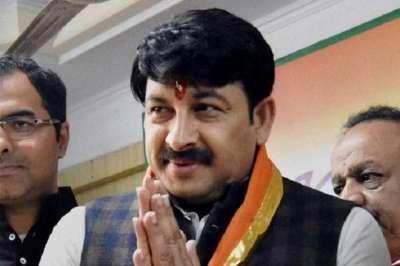 AAP leaders meet police commissioner; demand FIR against Delhi BJP chief Tiwari   India News ...