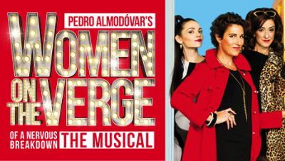 Women On the Verge of a Nervous Breakdown - ATG Tickets